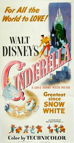 Cinderella and Treasure Island are created