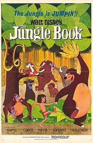 The Jungle Book is a success, but animator's lack of relevancy is showing