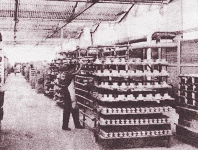 Fabrica de Loza Caldas