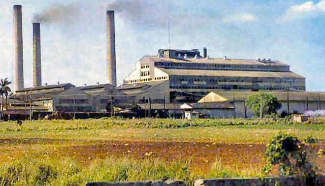 Modernización de Fábricas