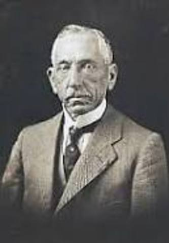"""William Morris """"Billy"""" Hughes"""