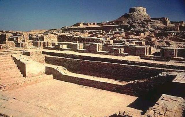 Early Harappan Society