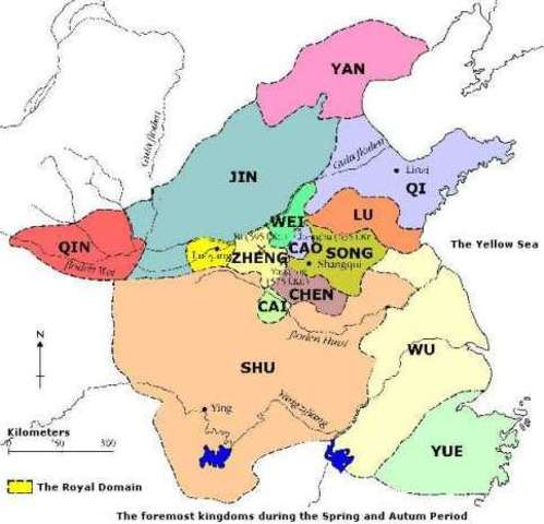 Period of the Warring States