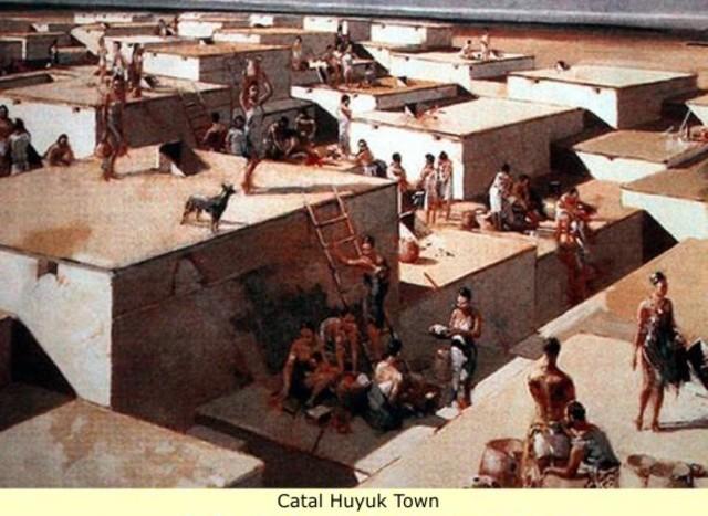 Catal Huyuk
