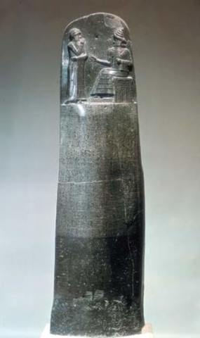 Hammurabi Code of Law