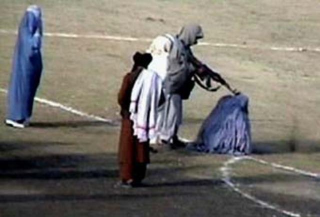 Enter the Taliban
