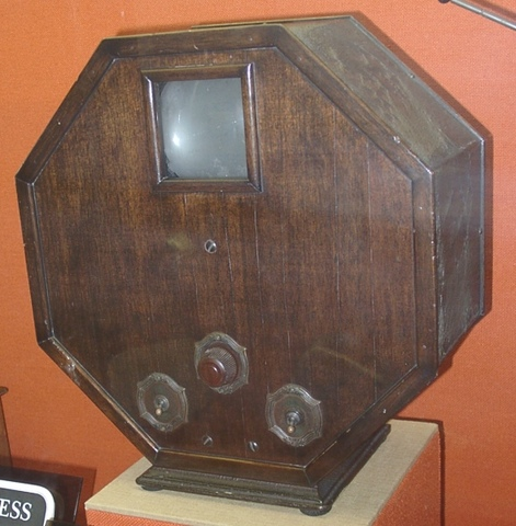 Mechanical TV