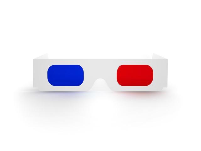 First 3-D Movie