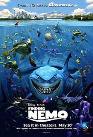 Finding Nemo is a success