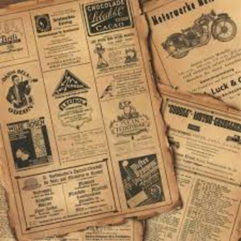 first newspapers in australia