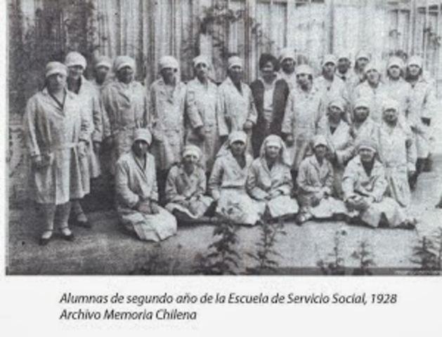 1.928  Segunda Escuela de Trabajo Social