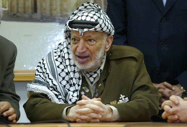 Death of Yasir Arafat