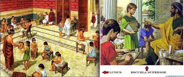 Edad antigua - Roma.