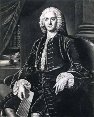George Grenville Was Made Prime Minister
