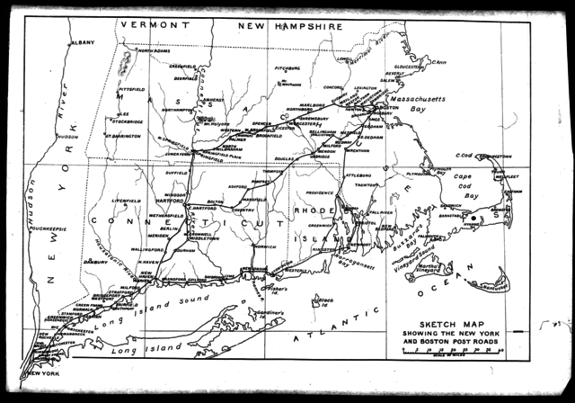 North American Postal Service created