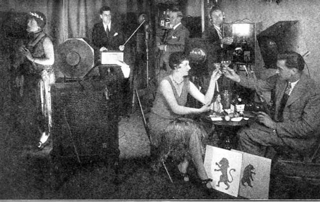 World's First Television Broadcast