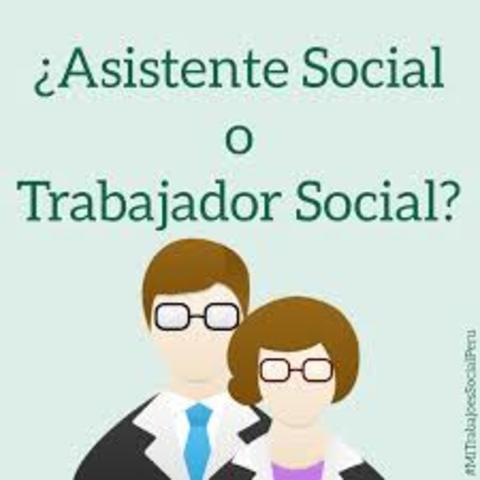 ASISTENTES SOCIALES
