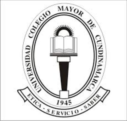 Colegio Mayor de Cundinamarca.