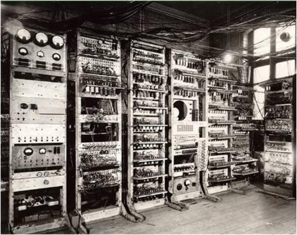 Calculadora electromecánica