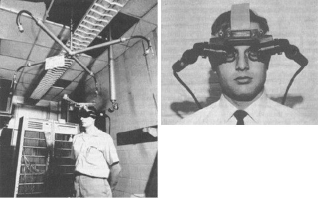 First head-mounted display system
