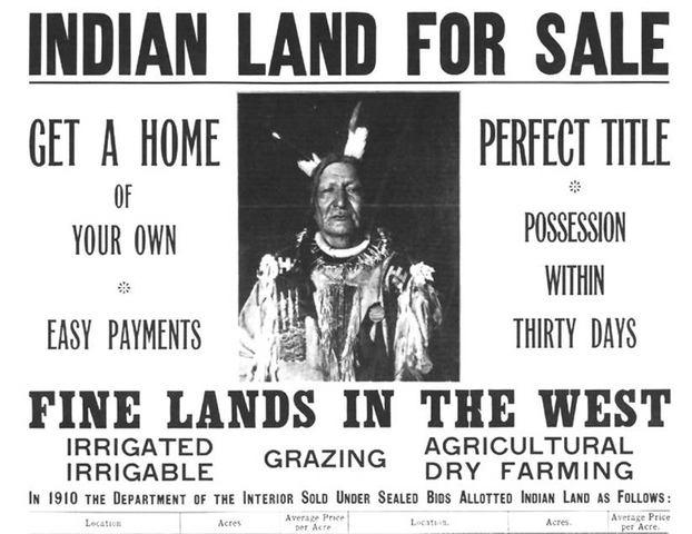 Relations with the Native population p. 1