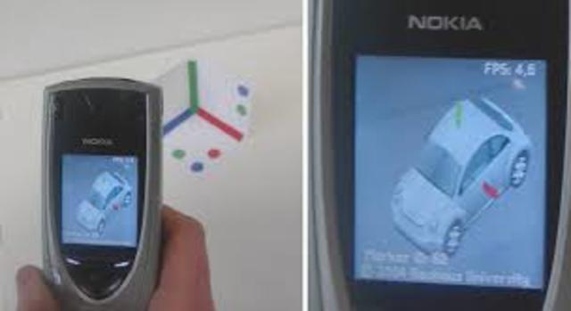 AR on Cell Phones
