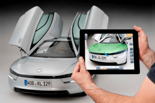 MARTA app for Volkswagen