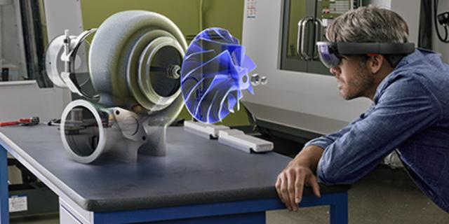 Microsoft announces HoloLens
