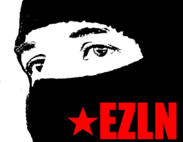 primera aparicion  al publico del ejercito zapatista