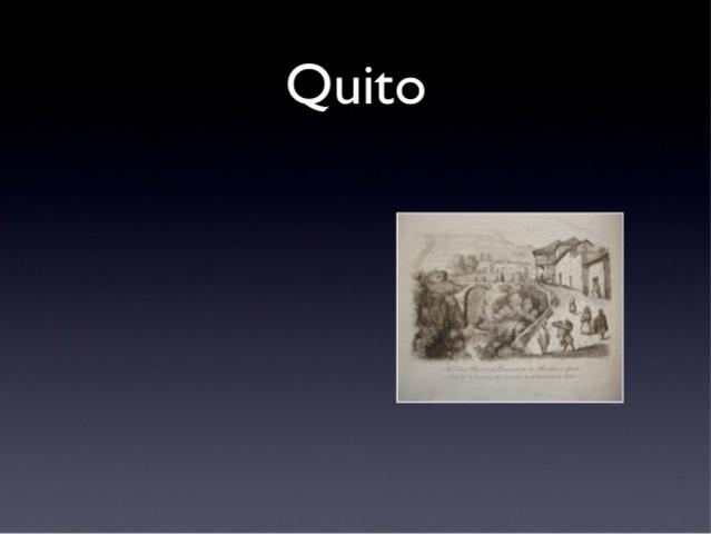 Insurreccion de Quito