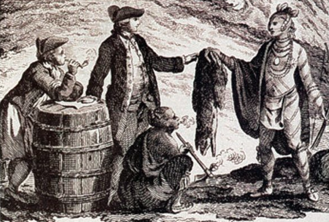 The Birth of the Fur Trade