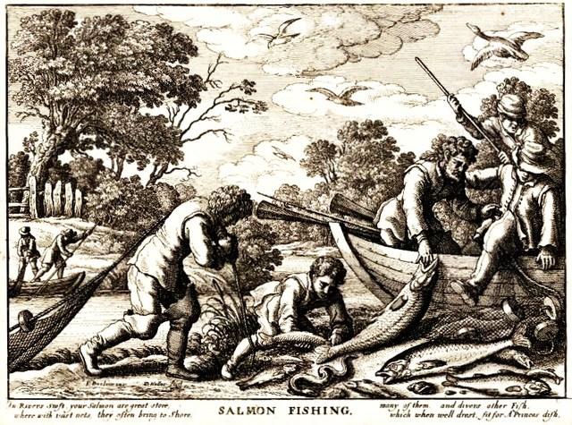 European fishing grounds
