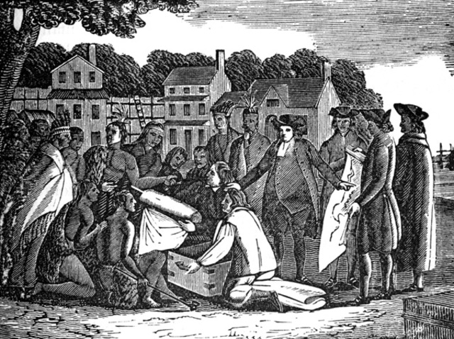 Quakers Settle Pennslyvania