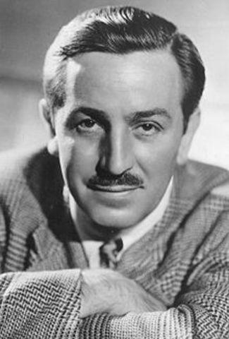 The Death of Walt Disney