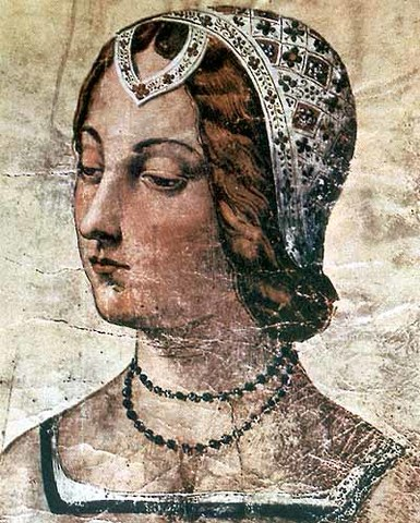 Francesco Petrarch's poems about Laura