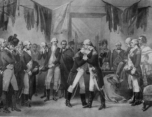 Washington Farewell