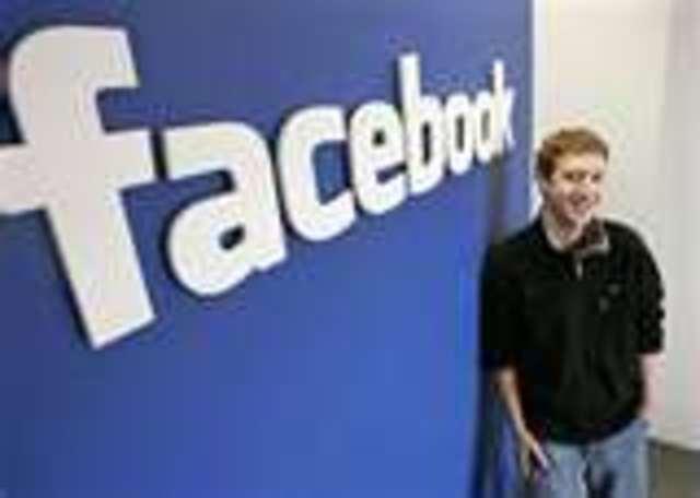 Facebook en Revistas