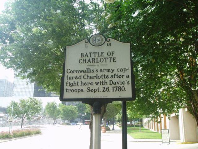 Battle of Charlotte