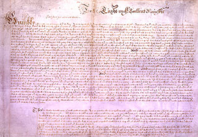 Petition of Right