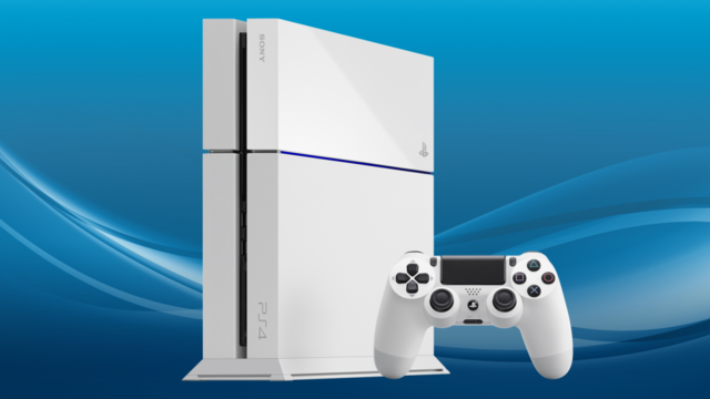 Sony releases the PS4