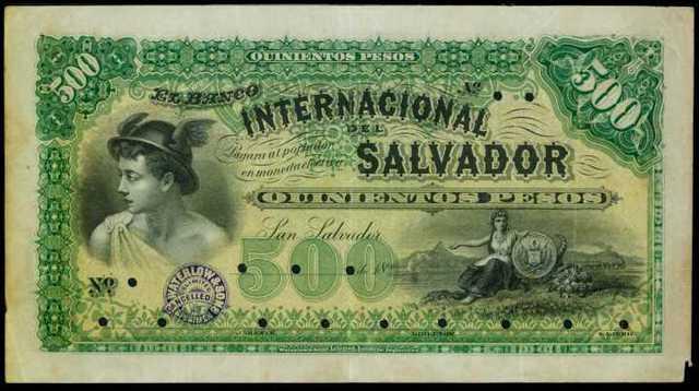 Empieza a funcionar el Banco Internacional de El Salvador