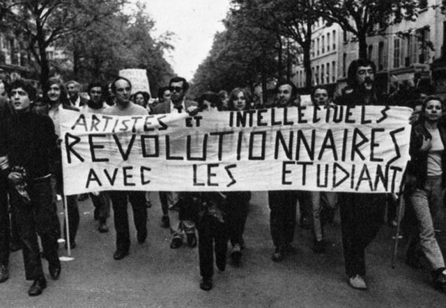 Revolución estudiantil