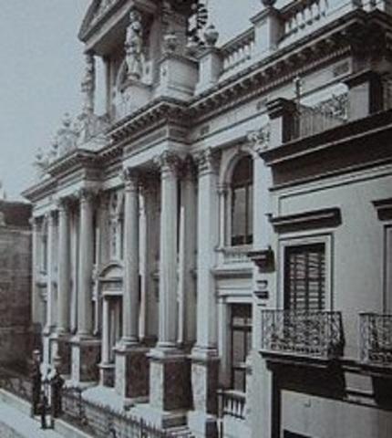 Fundación del Banco Nacional de El salvador