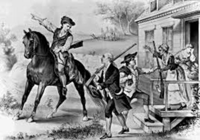 Founding of the Minutemen