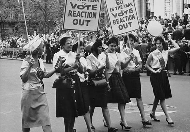 1957 - igualdad de genero