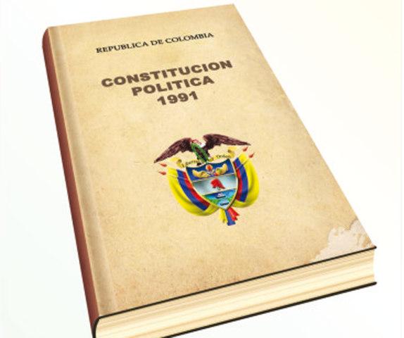 1991 - La constitución
