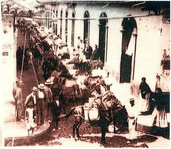 XIX - Guerras civiles
