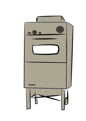 Horno microondas