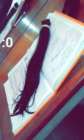 Primera Donación de cabello
