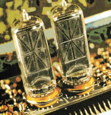 Creación de los primeros ordenadores con válvulas
